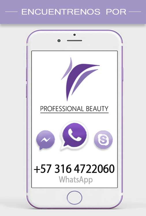 Banner de enlace a Professional Beauty APP