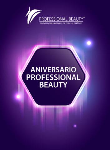 Promoción de Aniversario PROFESSIONAL BEAUTY