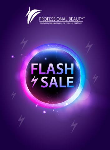 Promoción Flash Sale